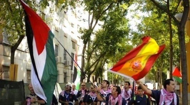 وفد برلماني إسباني يبدأ زيارة إلى فلسطين غداً