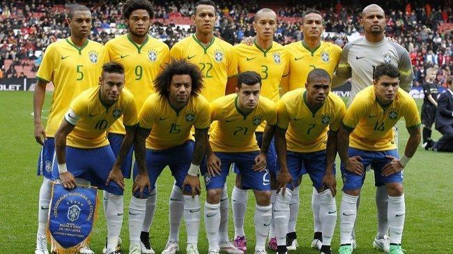 3 لاعبين ينضمون لتشكيلة البرازيل لأول مرة