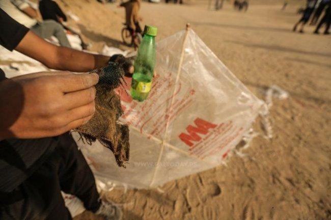 شبان يتوعدون.. 5 آلاف بالون حارق نحو مستوطنات غزة في أول أيام العيد
