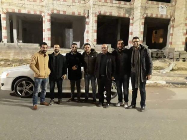 وقائي طولكرم يفرج عن الصحفي حازم ناصر