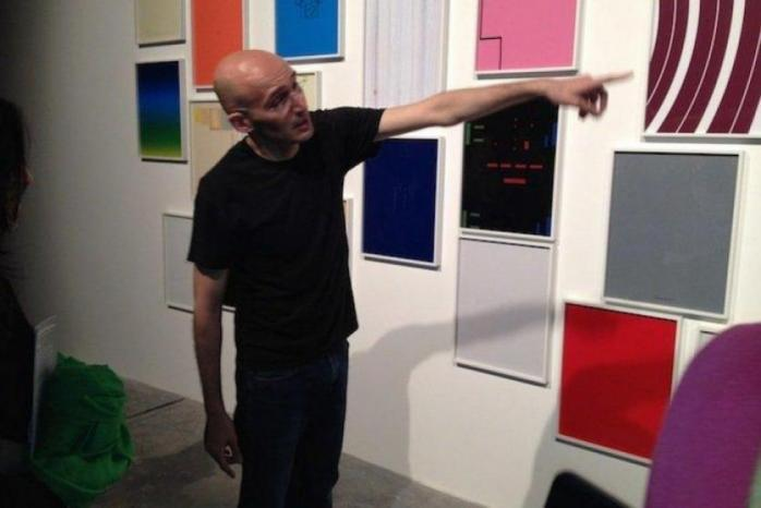 الفنان اللبناني وليد رعد يحرم من جائزة أوروبية بسبب دعمه لفلسطين