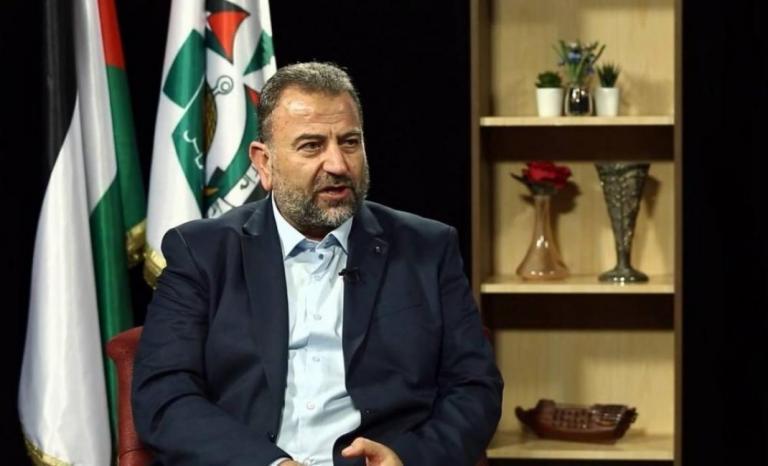 العاروري: المقاومة ألقت بثقلها من أجل القدس واستشهاد القادة لا يُضعفنا