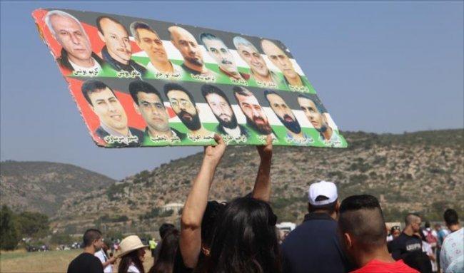 مسرحية بالمغرب للتضامن مع الأسرى الفلسطينيين
