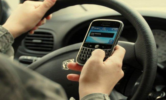 عقوبة جديدة لردع مستخدمي الهاتف أثناء القيادة