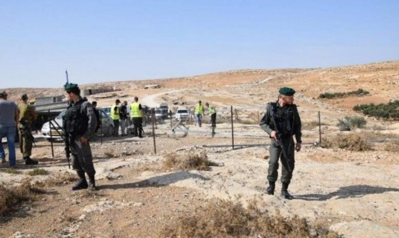 بيت لحم: الاحتلال يخطر بالاستيلاء على أراضٍ في الجبعة