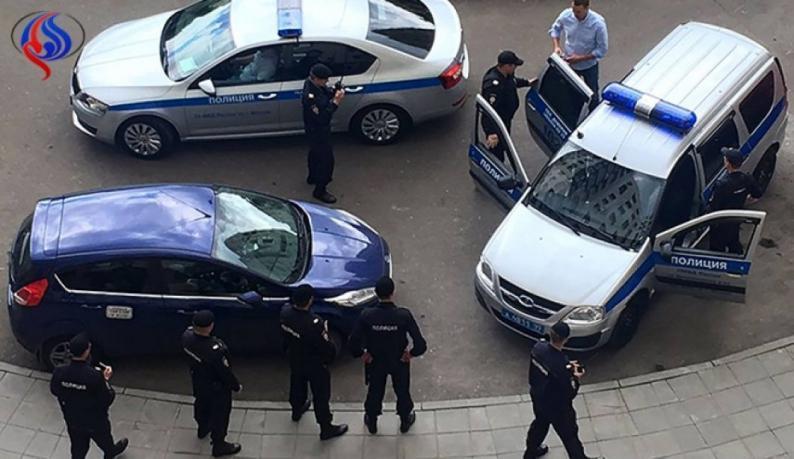 شرطة موسكو تحبط عملية احتجاز الرهائن في أحد المصارف