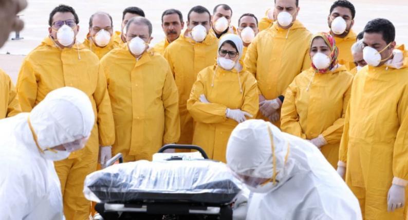 """فيروس كورونا: اكتشاف أول حالة """"لأجنبي"""" مصاب بالفيروس في مصر"""