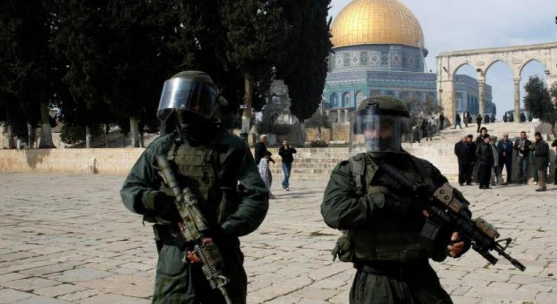 """مذكرة احتجاج أردنية ضد انتهاكات الاحتلال في """"الأقصى"""""""