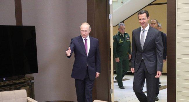 موسكو تدعو الأسد لزيارة روسيا