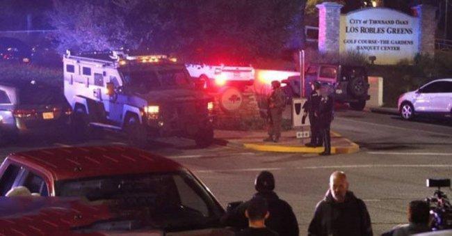الشرطة الأمريكية: منفذ هجوم كاليفورنيا جندي سابق في المارينز