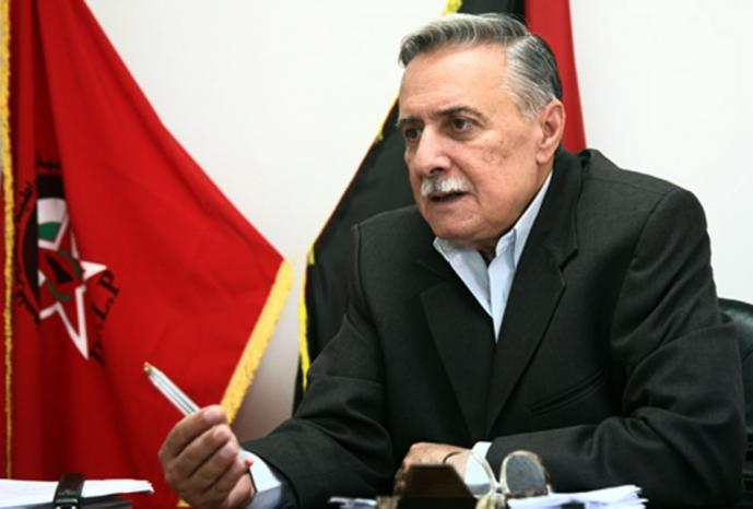 أبو ليلى: المطلوب مواجهة حقيقية لبرنامج حكومة الاحتلال