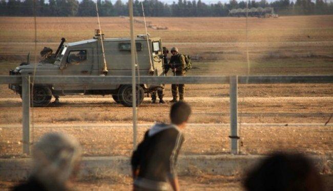غزة | الاحتلال يعتقل شابا قرب السياج الفاصل
