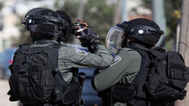 الاحتلال يعتقل سيف أبو عيشة على معبر وادي الخليل