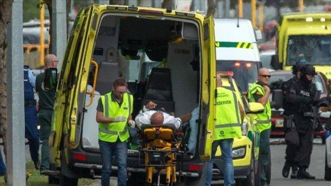 فيديو مرعب| نيوزيلاندا: قتلى وجرحى إثر إطلاق النار على مسجدين