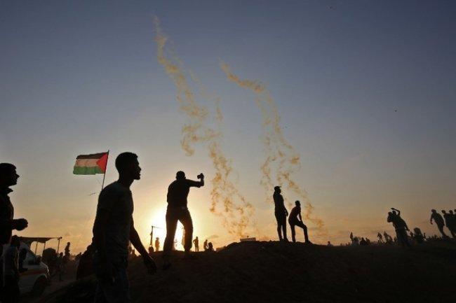 """غزة تستعد لجمعة """"انتفاضة الحجارة الكبرى"""""""