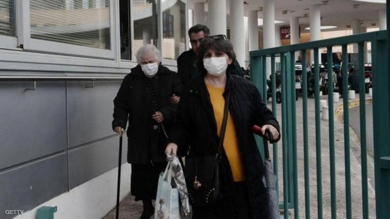 اليونان: أكثر من 2300 إصابة و41 وفاة جديدة بـ كورونا