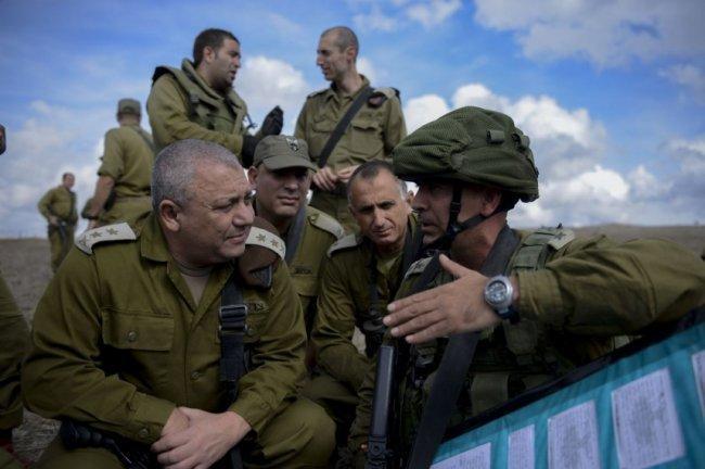 آيزنكوت يطلب من الجيش الحفاظ على الجهوزية حول غزة
