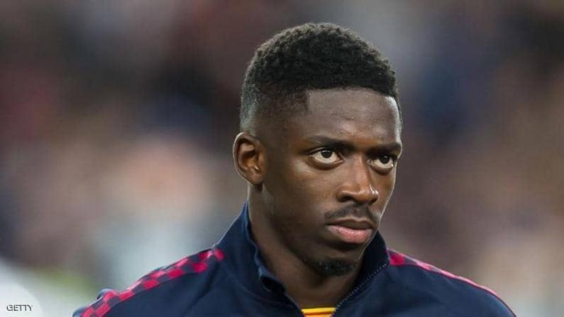 عودة ديمبيلي.. صداع جديد في رأس برشلونة
