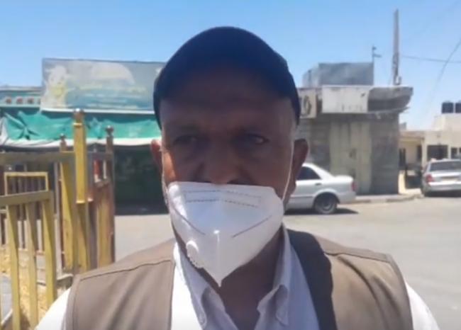 """فتح""""في بني نعيم تناشد الحكومة عبر وطن لانقاذ البلدة من تحولها لمنطقة موبوءة"""