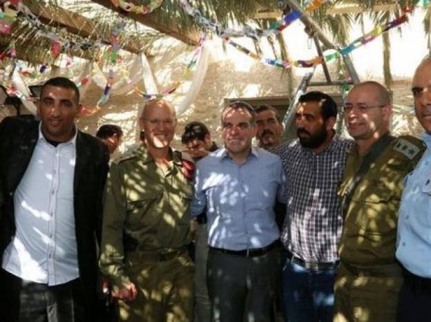 محافظة بيت لحم تحقق في مشاركة فلسطينيين في عيد العرش بمستوطنة افرات