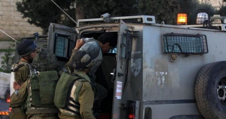 قوات الإحتلال تعتقل الشاب محمود أبو ارميلة وتحتجز عماد هب الريح من جنين