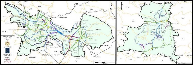 برامج النمذجة المرورية ( /Visum Vissim) تدخل حيز الاستخدام في منطقتي الخليل ونابلس لتحسين الواقع المروري فيهما وتضع حلولاً للأزمة