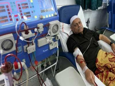 بعد تقرير وطن - الصحة ترسل شحنة فلاتر لمرضى الكلى بغزة