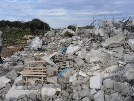 داخلية الاحتلال تهدم منزلًا في أم الفحم