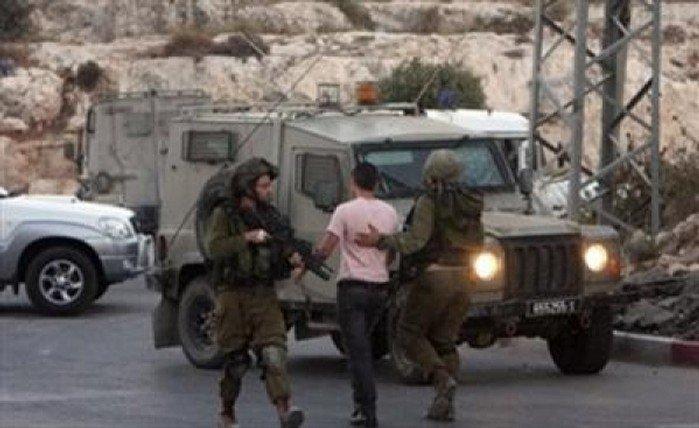 الاحتلال يعتقل فتى من بلدة يعبد يعاني من فشل كلوي
