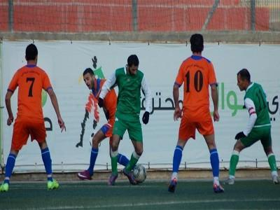 جدول مباريات نصف نهائي كأس أبو عمار والأسبوع التاسع لدوري الأولى