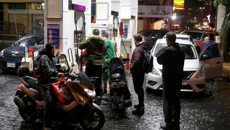مظاهرات لبنان متواصلة ومحطات الوقود تعلن الإضراب