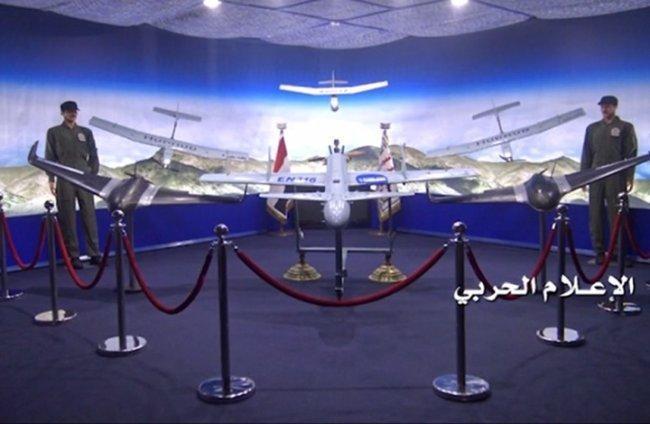 """""""انصار الله"""" اليمنية تستهدف عدة مواقع سعودية بطائرات مسيرة"""