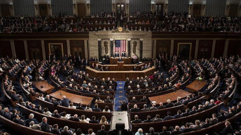 الكونغرس الأميركي يدعم حل الدولتين ويرفض سياسة الضم والاستيطان والرئاسة تعرب عن تقديرها له