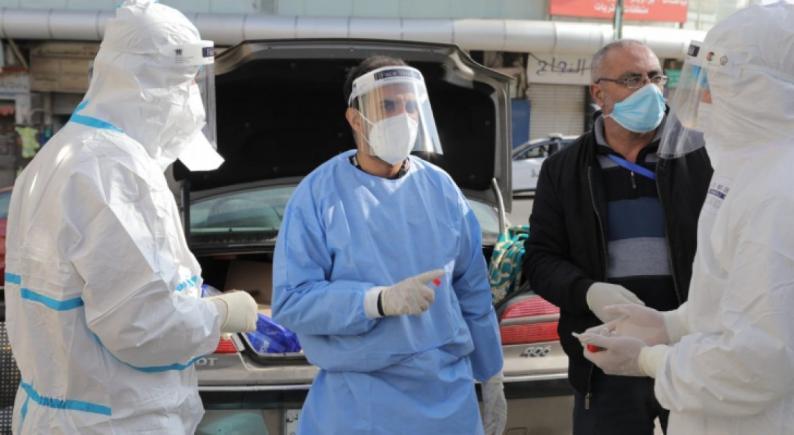 """29 وفاة و4584 إصابة جديدة بـ""""كورونا"""" في الأردن"""