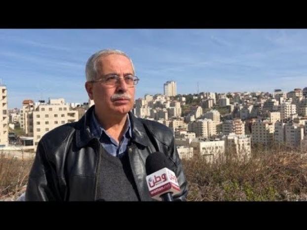 شاهين لوطن : اسرائيل تريد تحويل السلطة الى بلدية كبرى أو وكيل إداري