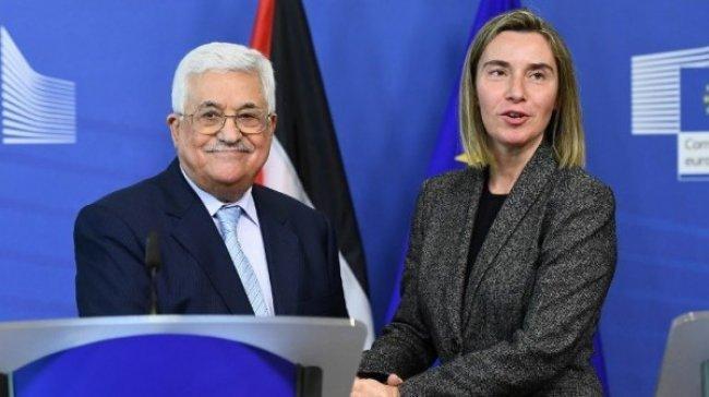 الاتحاد الاوروبي للرئيس عباس: اميركا تستبعدنا عن عملية السلام لكننا لن نحل محلها