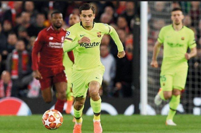 برشلونة يقرر التخلص من كوتينيو