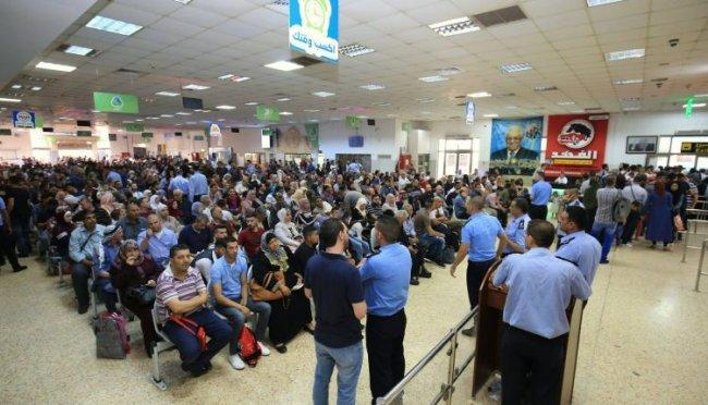 تنقل 6426 مسافر الثلاثاء عبر معبر الكرامة