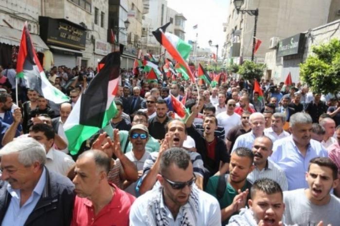 القوى الوطنية والاسلامية تدعو للمشاركة غدا بمسيرات مساندة للقدس