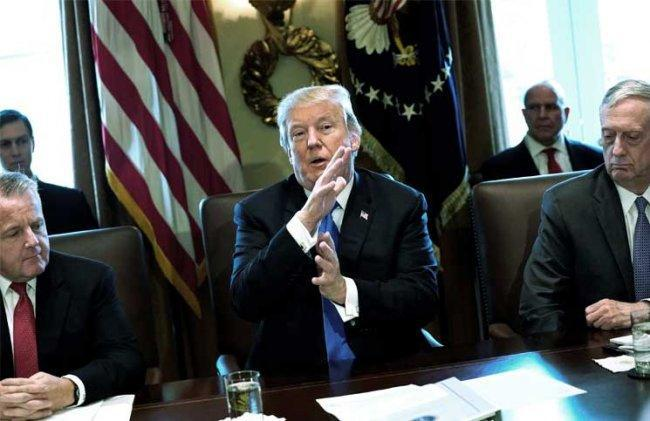 """""""واشنطن بوست"""": ما هي كارثة ترامب المقبلة… الاتفاق النووي الإيراني؟"""