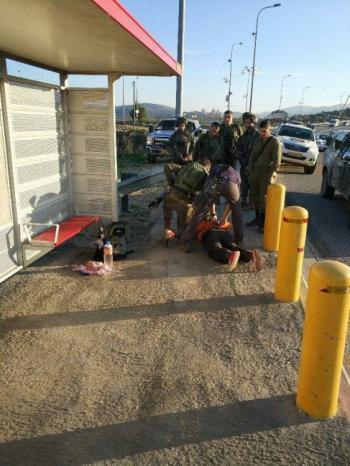 إعلام الاحتلال يزعم محاولة فتاة تنفيذ عملية طعن قرب رام الله