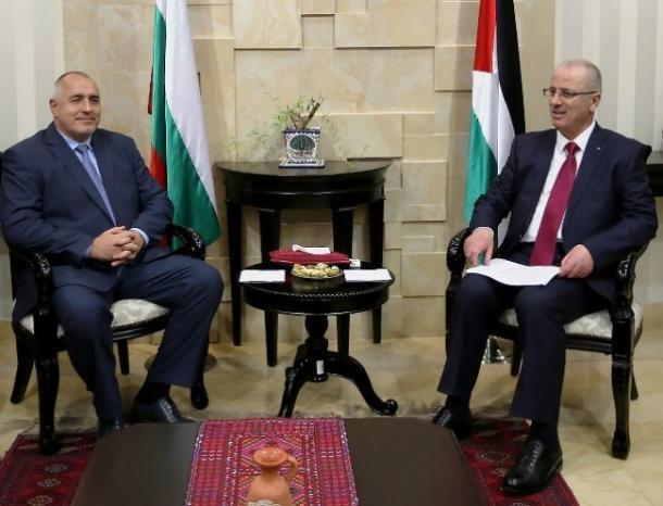 الحمد الله يدعو بلغاريا للضغط على إسرائيل للإفراج عن القيق