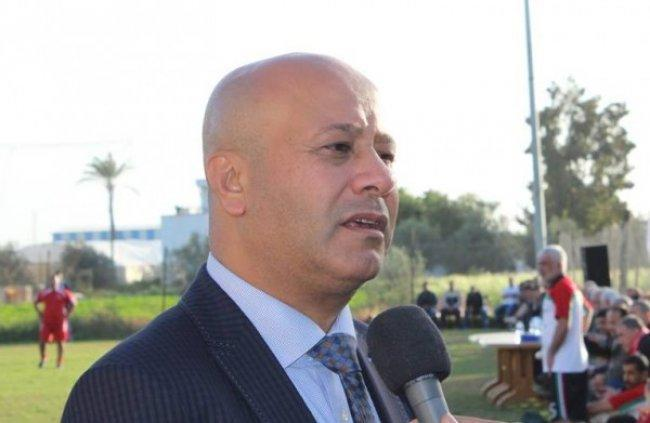 أبو هولي يتسلم رئاسة دائرة شؤون اللاجئين في منظمة التحرير