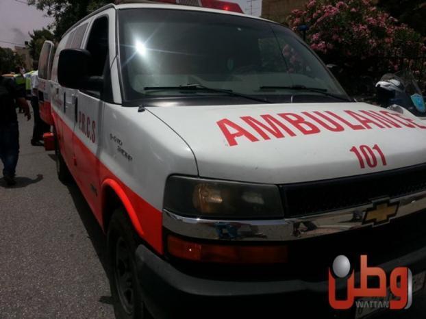 وفاة طفل بحادث دهساً في الخليل