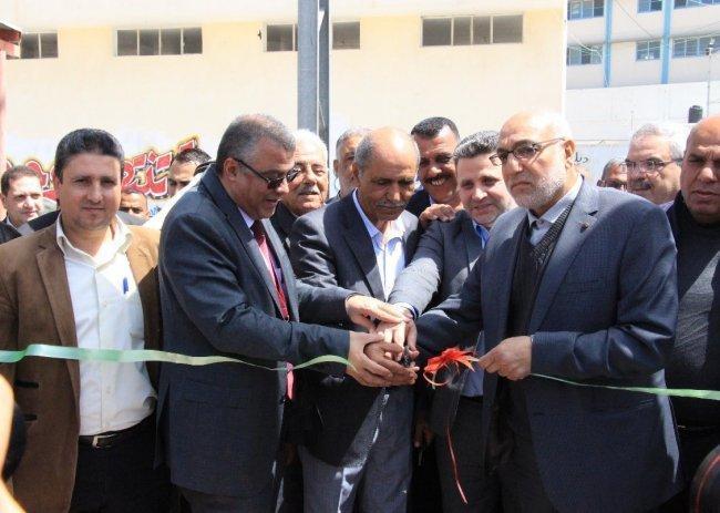 بيت حانون: افتتاح حديقة البيارة الواحدة والثلاثين