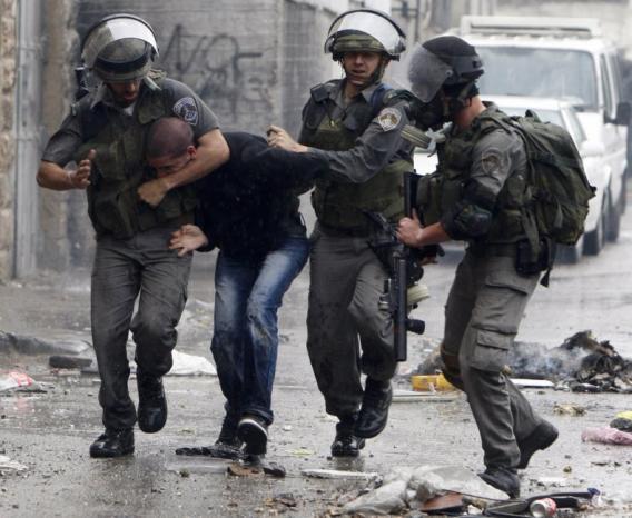 الاحتلال يعتقل 3 مواطنين بينهم فتى من الخليل