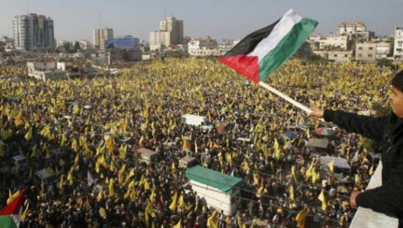 فتح تحيي ذكرى استشهاد الرئيس الراحل وسط غزة الخميس