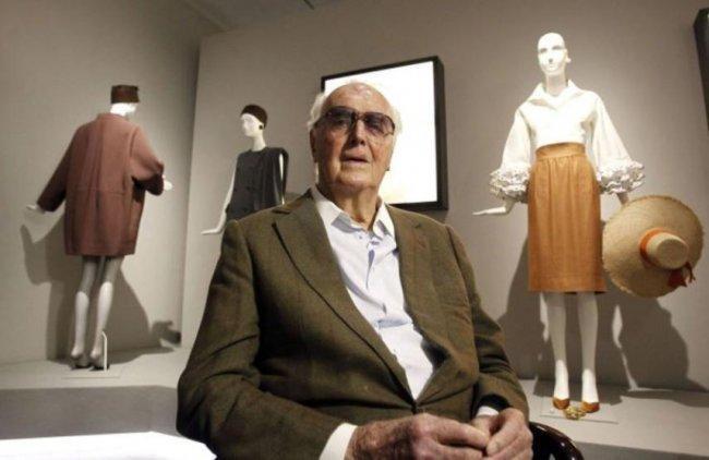 وفاة أيقونة الأزياء العالمية الفرنسي جيفنشي