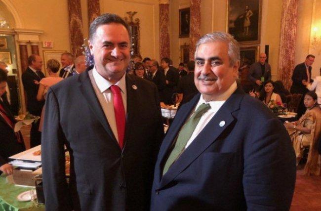 تيسير خالد يدعو وزير خارجية البحرين الى التوازن في مواقفه السياسية