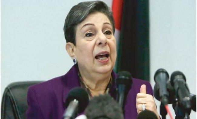 عشراوي تطالب باحترام الحقوق والحريات وسيادة القانون